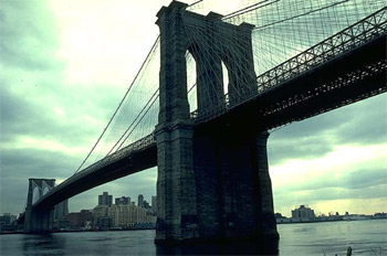 brooklyn bridge research paper Allow each group one class period to research bridge engineering describe where tension and compression occur on each type of bridge 3 many bridges are icons for their city or region.
