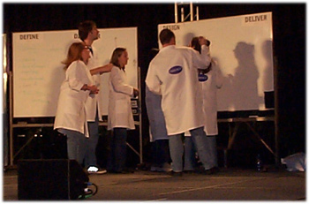 Picture from Interactionary 2000