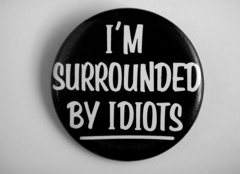 Why Do Idiots Get Ahead Scott Berkun