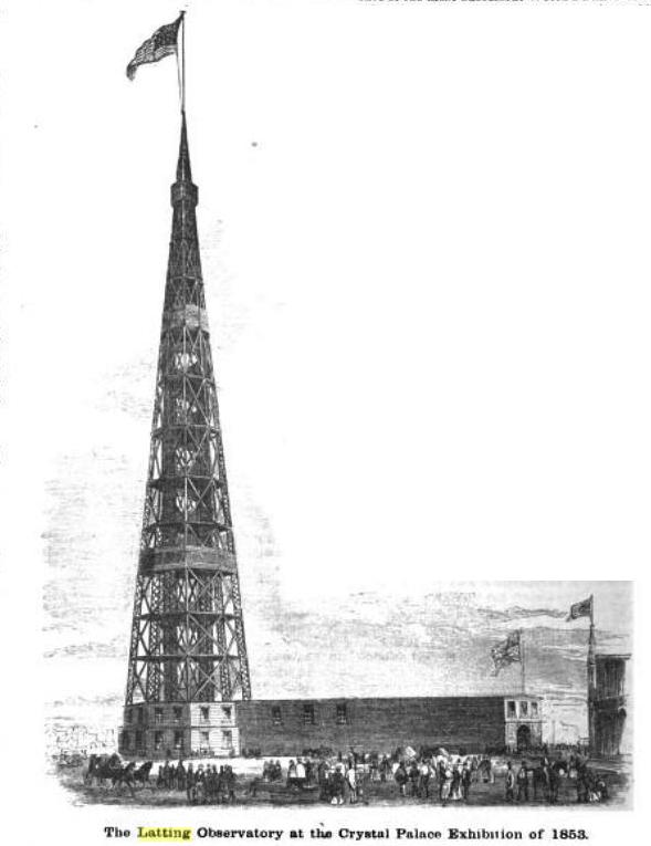 latting tower